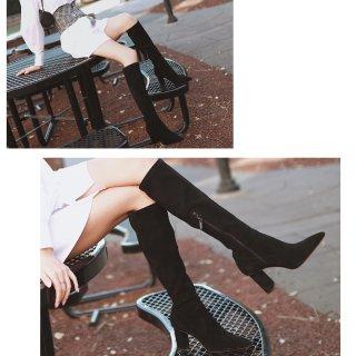 Pedder Red众测   优雅及膝靴