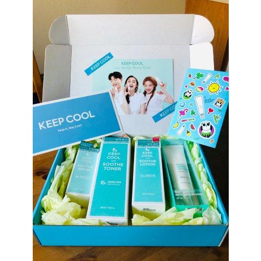 Keep Cool,Bamboo护肤,清爽一夏!