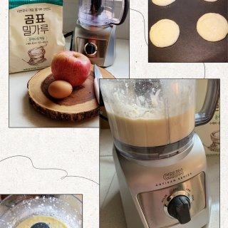 CRUX 料理机🍡宝宝的元气早餐get🥳