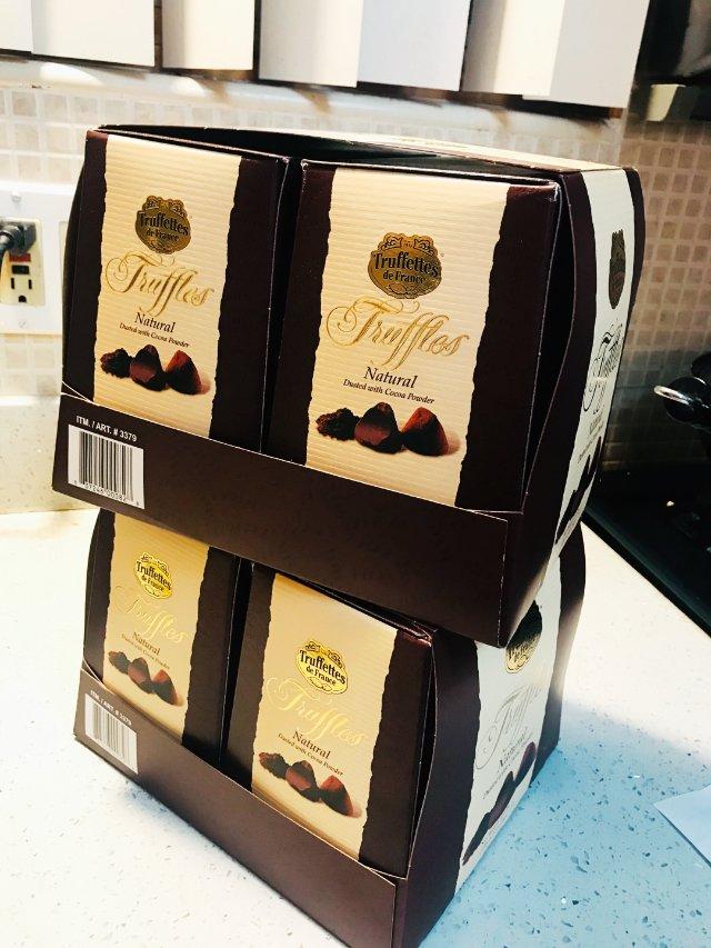 【Costco必囤】松露巧克力