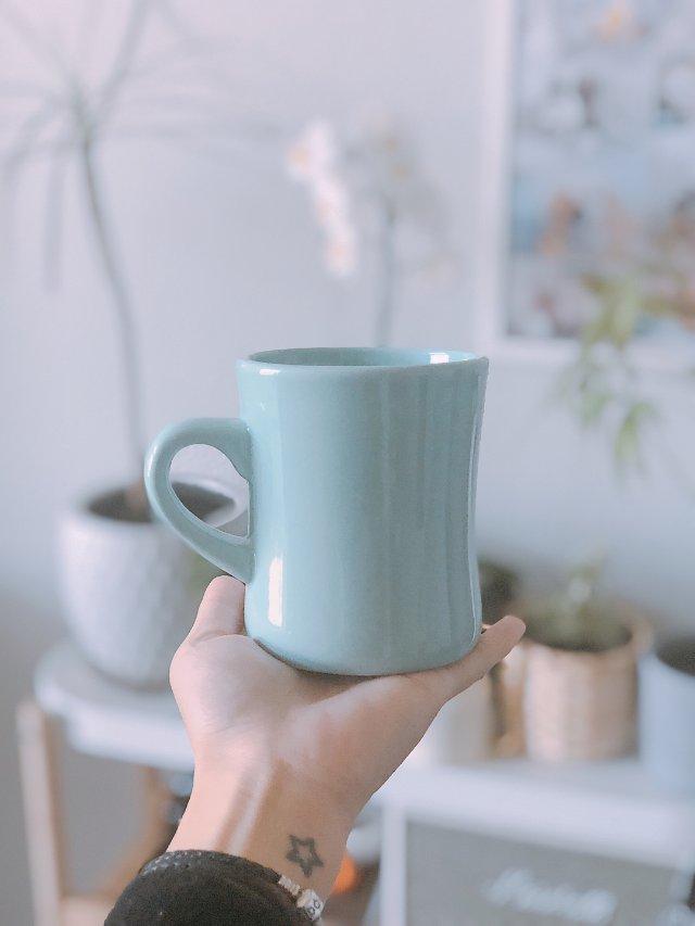 撸羊毛  UO的咖啡杯