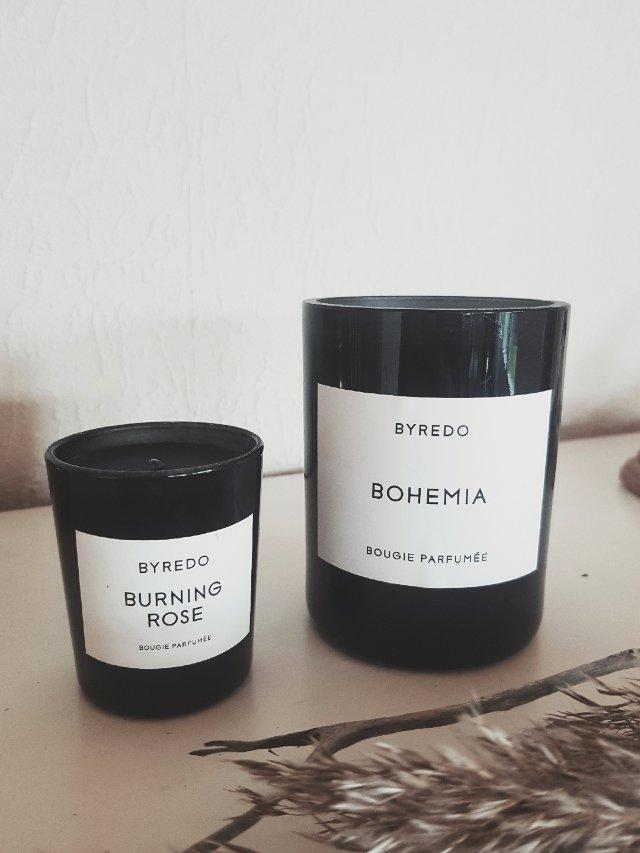 分享两款Byredo蜡烛🖤提升居家幸福感