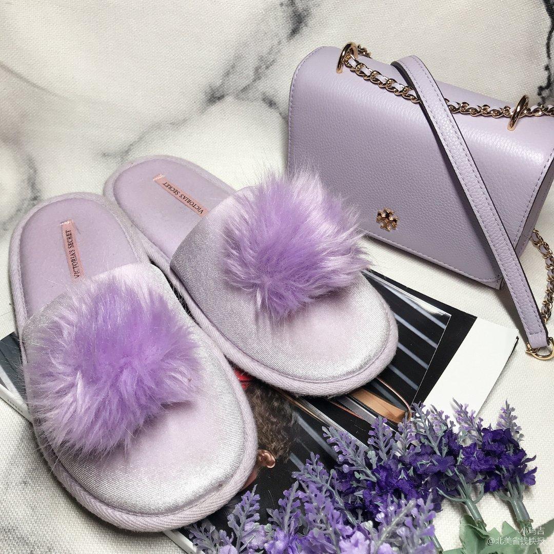 包包鞋子一个色2⃣️薰衣草紫小清新💕