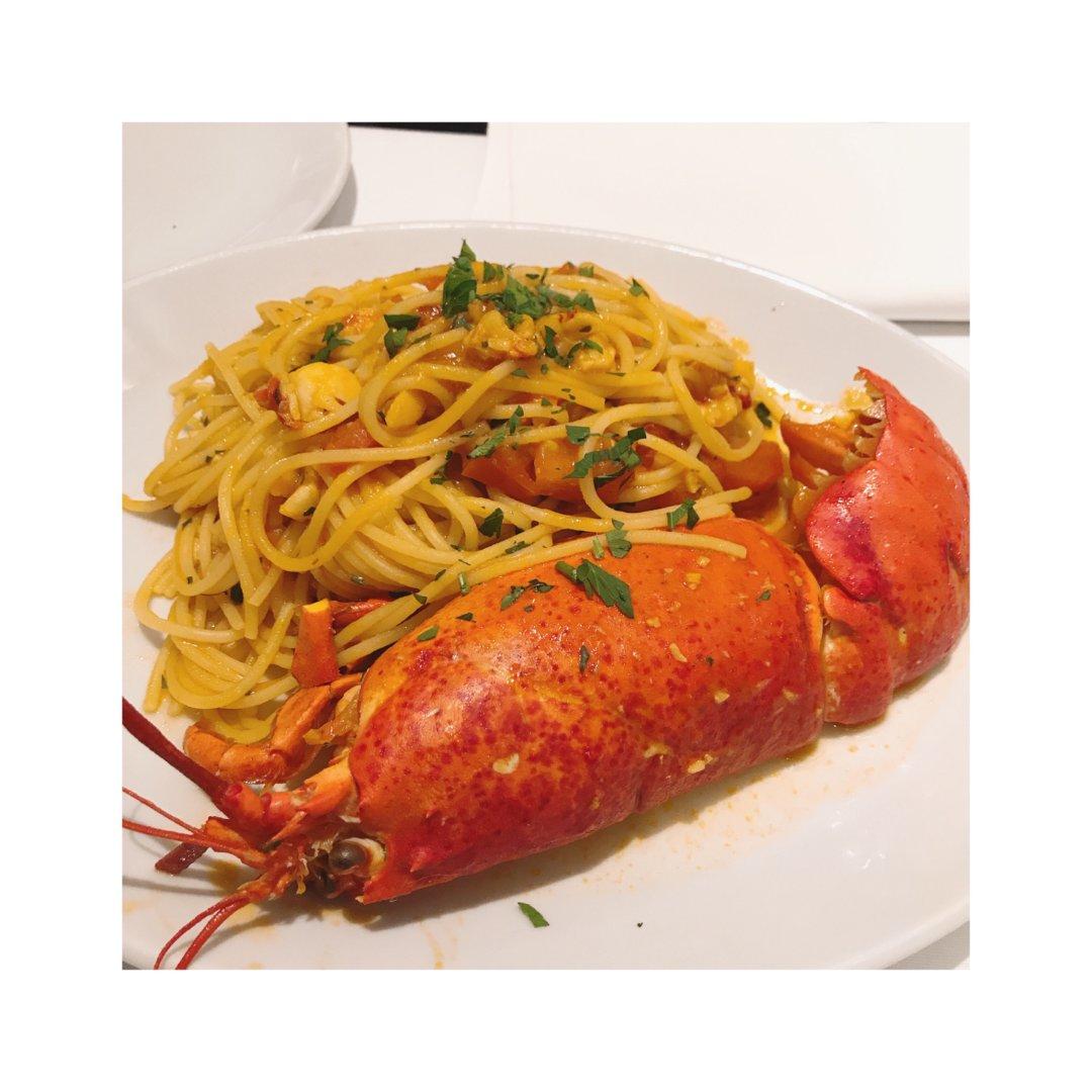 『伦敦探店』超好吃意大利餐厅...