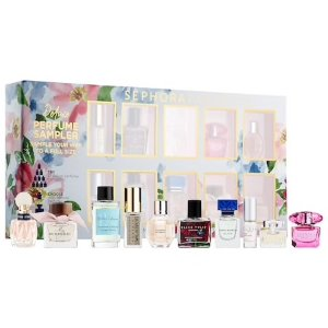 Last Day: $63SEPHORA FAVORITES Deluxe Perfume Sampler ($159.00 value)