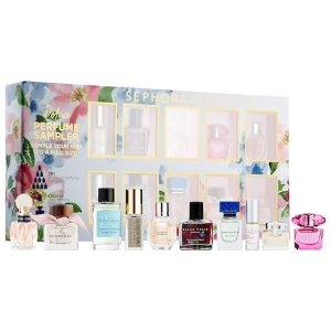 $75 (价值$159) 可兑换一款正装香水上新:Sephora Favorites 香水套装 包括Burberry, Miu Miu, Atlelier等