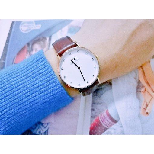 无敌百搭的DW手表