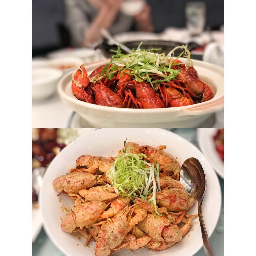 煌庭,十三香小龙虾,咸蛋黄小龙虾