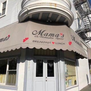 三藩市网紅探店 Mama's ...