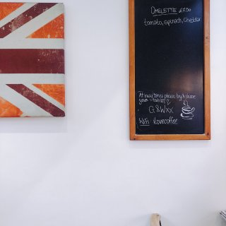 伦敦美食|Ginger&White的br...