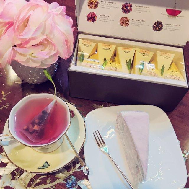 优雅的下午茶🍵