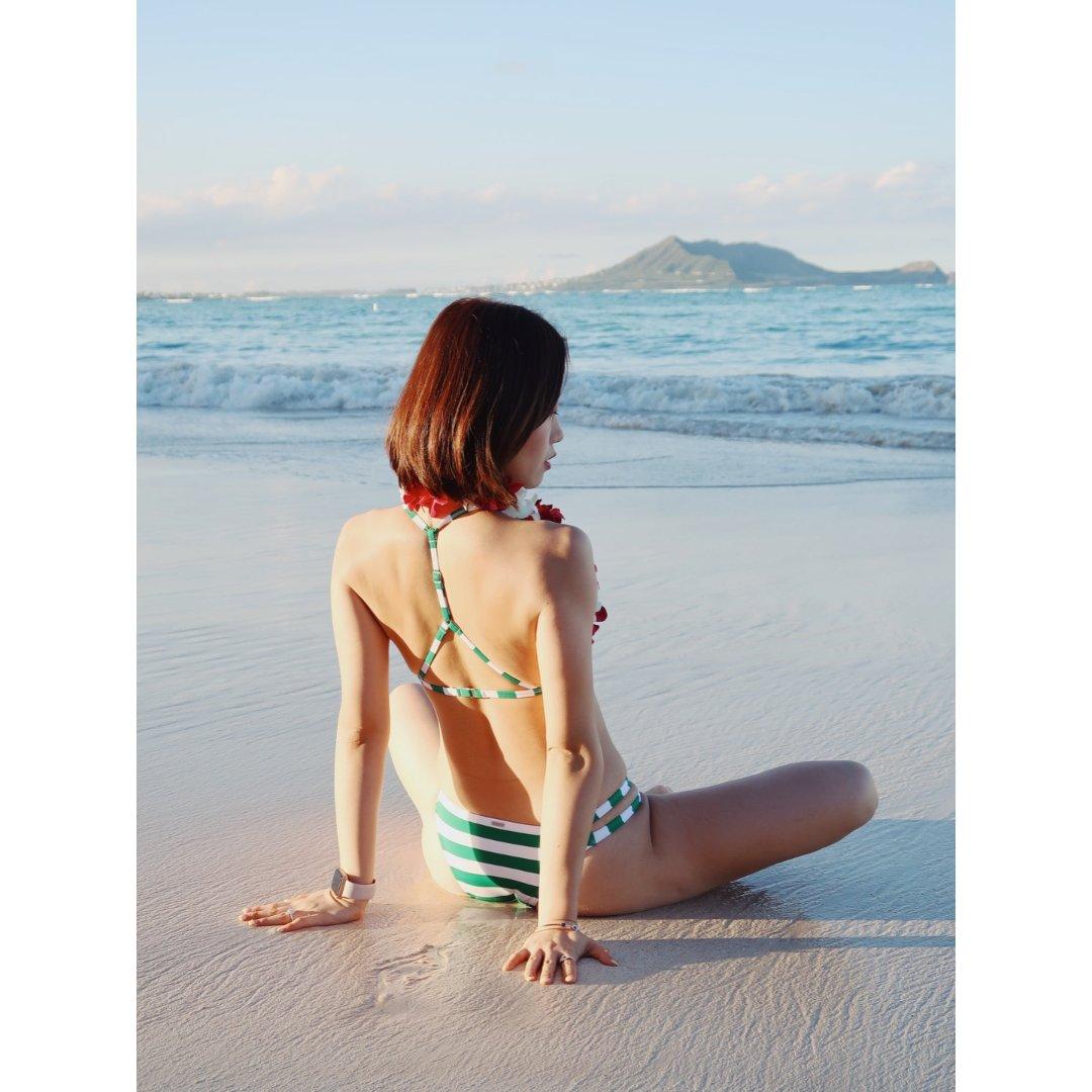【夏威夷欧胡岛小游记】世界最美海滩...