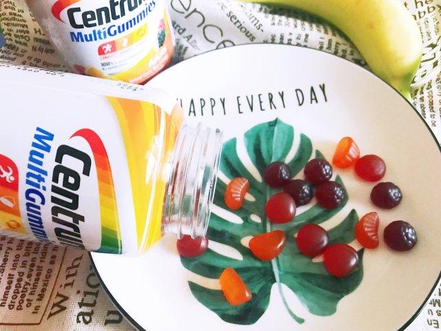 健康最重要  每天两颗复合维生素