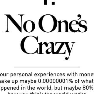 读书笔记|一本关于钱,贪婪,与幸福感的书...