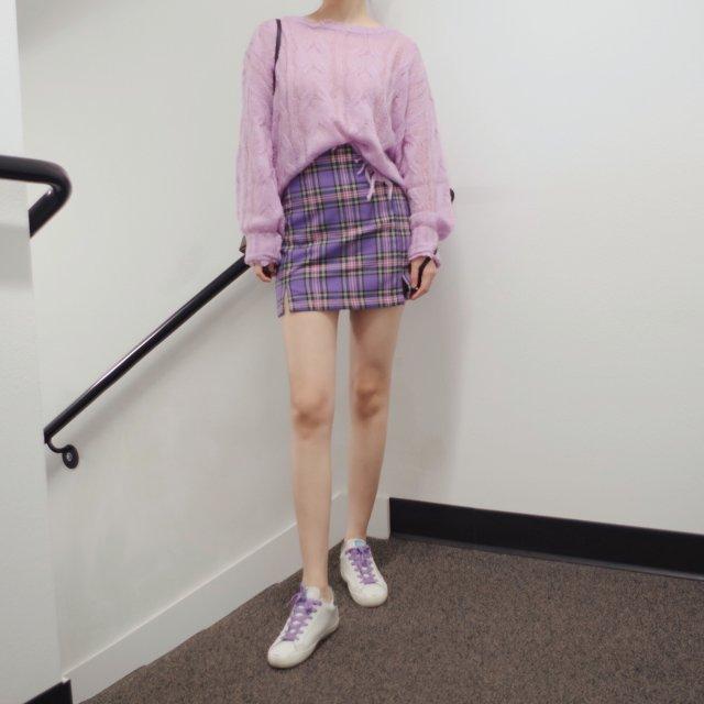 温柔香芋紫