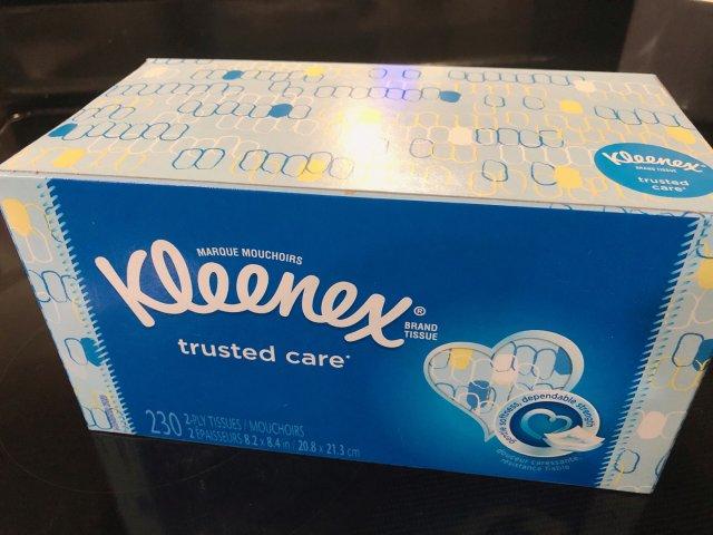 Kleenex 超柔软双层抽纸 大...