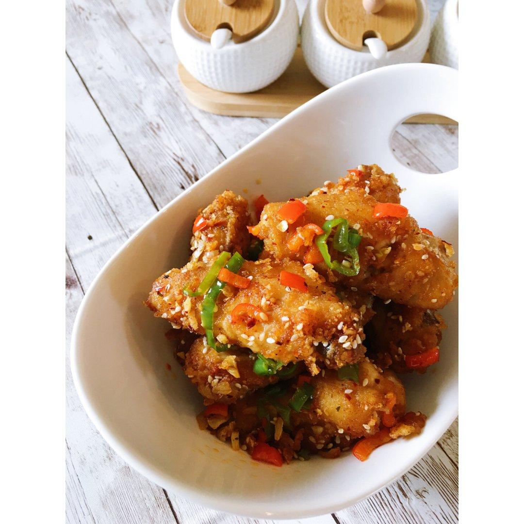✨超好吃哒 | 椒盐鸡翅✨