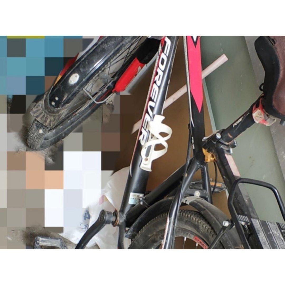 夏天了开始买自行车