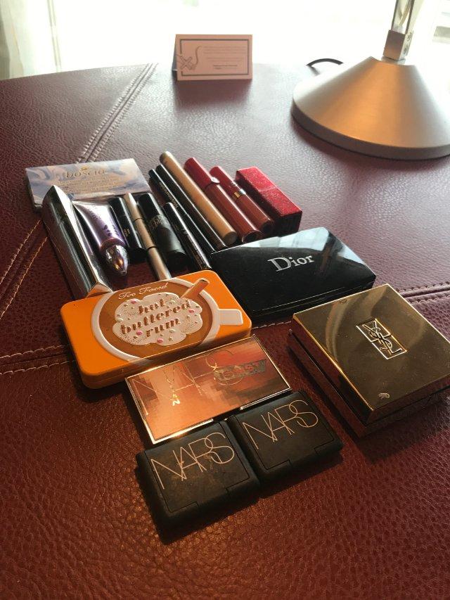 回国行李 | 彩妆篇💄