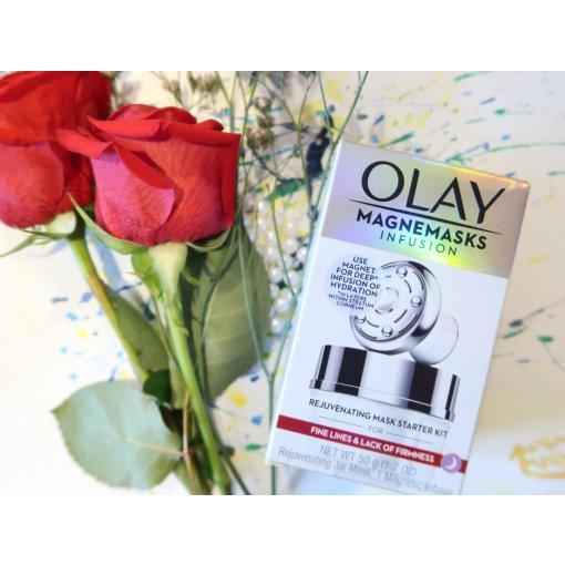 Olay小哑铃面膜素颜上脸实测👩🏻🔬面膜届的黑科技
