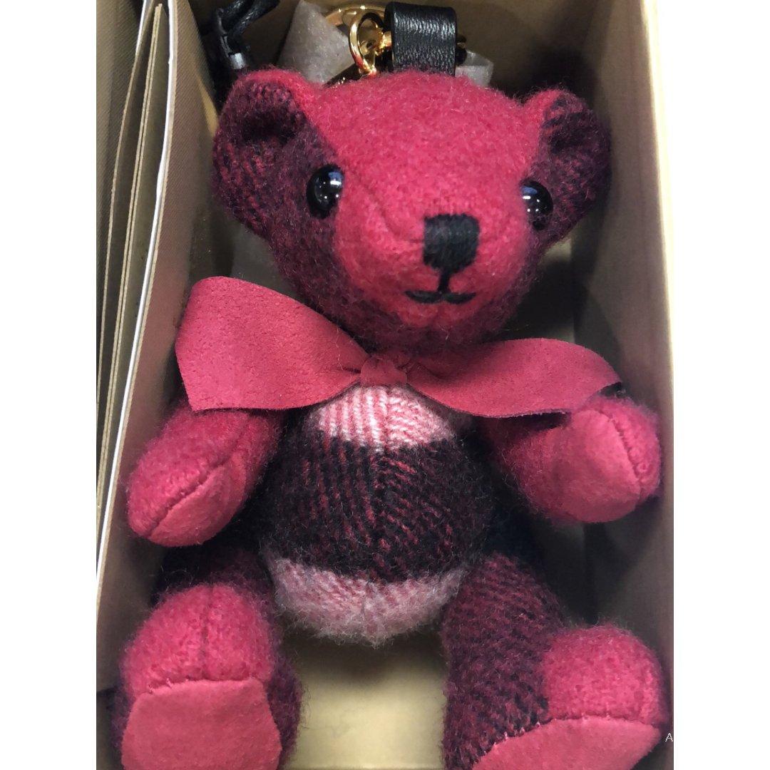 很遗憾很遗憾的burberry小熊