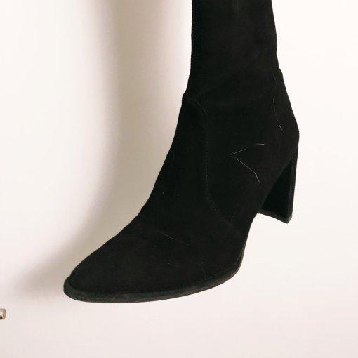 过膝靴+短裙|SW Thighland完美替代!