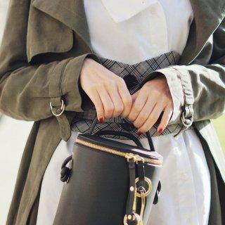 众测   Meli Melo英国小众奢牌水桶包
