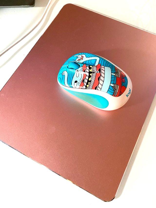 【鼠年6.2】金属鼠标垫