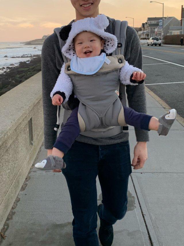 想带你去看世界—Ergobaby婴儿背带