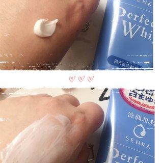 护肤 senka氨基酸洗面奶...