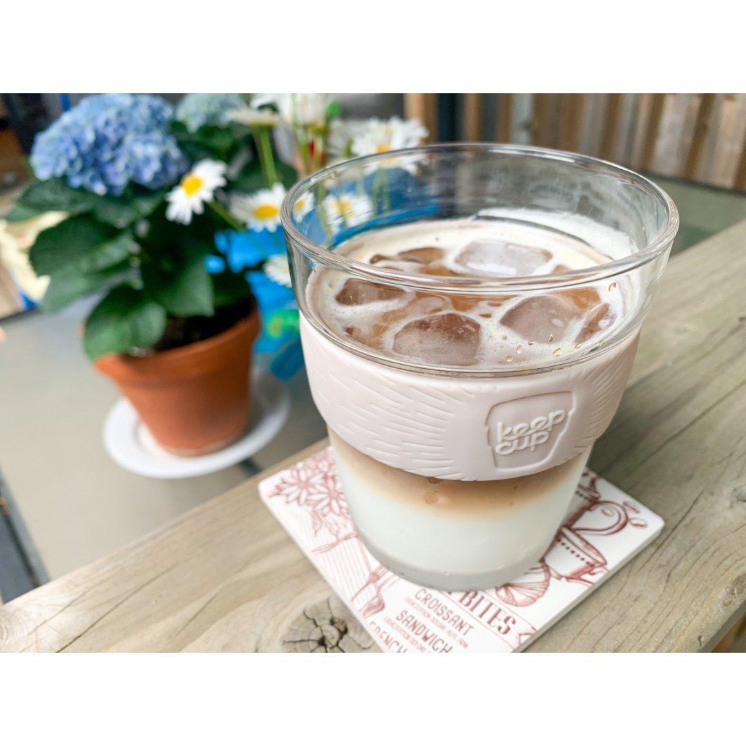 Keep cup喝咖啡真是不错的选择👍