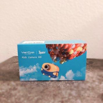 在大亚麻买了个儿童相机,结果开箱被可爱哭了。相机超级小...