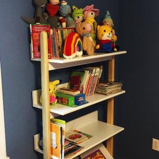 书架&钩针娃娃