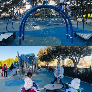 湾区遛娃|彩色琉璃公园Alta Plaz...