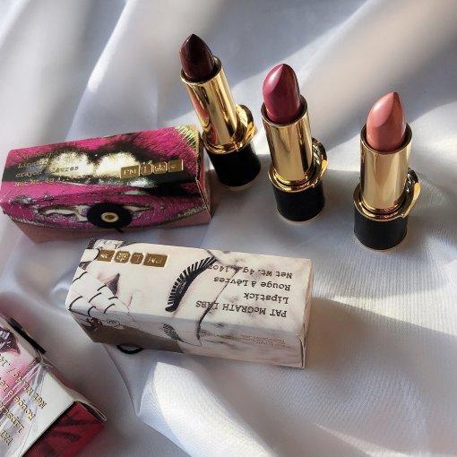 美妆 | Pat McGrath Labs 一只7刀的口红