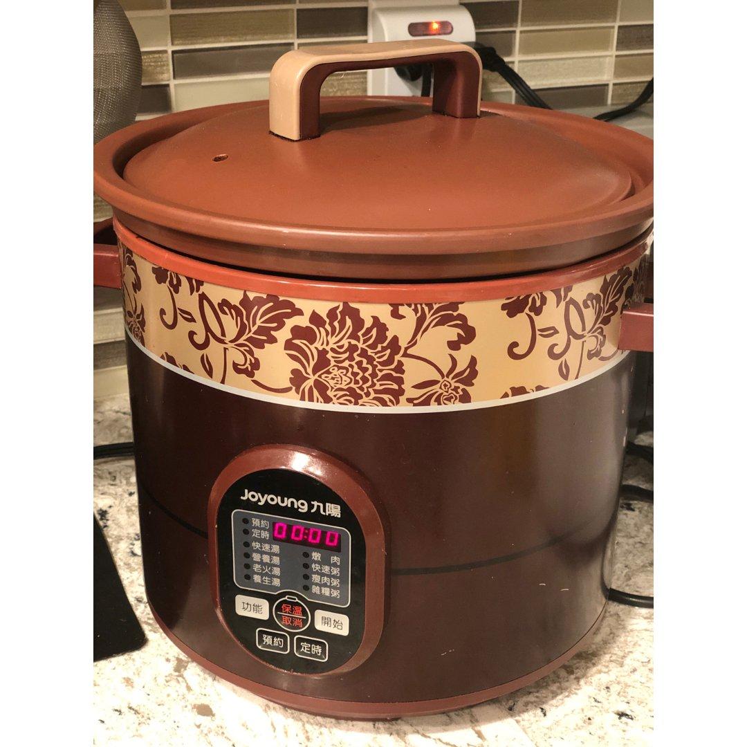 紫砂壺燉湯更有味兒