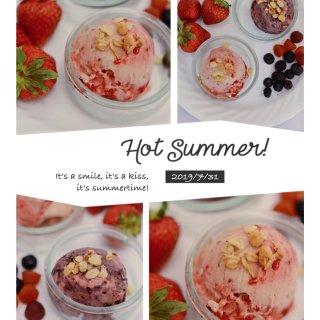 馋哭小孩的冰淇淋🍦零失败的水果冰淇淋机Yonanas