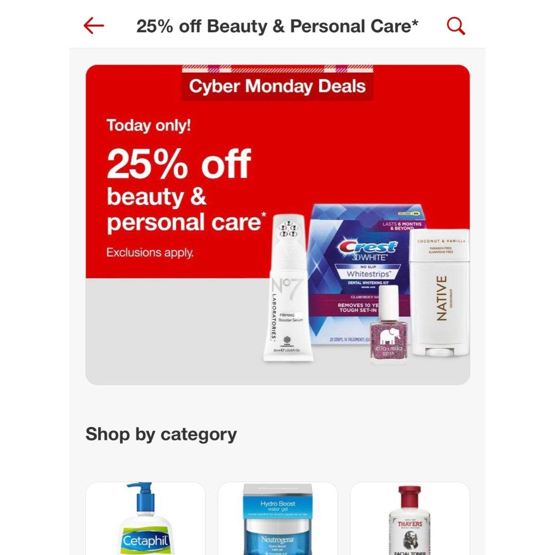 Target 买什么