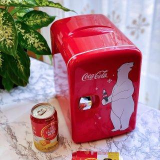 好想带着它去春游|Koolatron可口可乐迷你小冰箱微众测