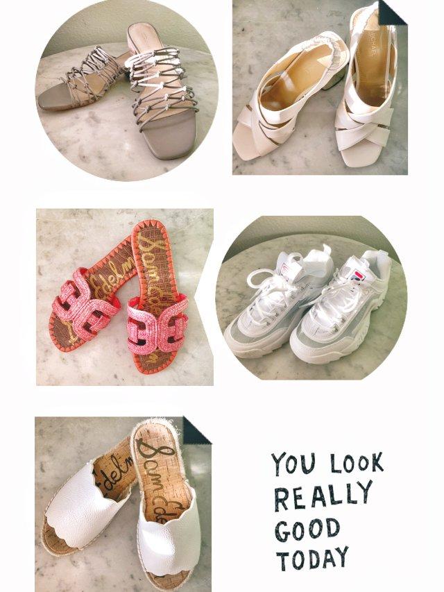 鞋子|让它们带着你从夏走到秋