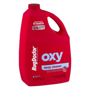 Rug Doctor Oxy Deep Cleaner Solution for Rental Cleaners, Non-Toxic Deodorizing Formula with Oxygen Power to Lift Stains and Spots, 96 oz. - Walmart.com