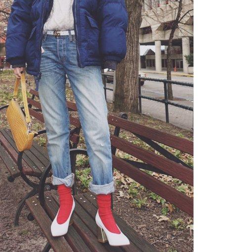 面包超人| 彩色单品| 单鞋一秒变袜靴