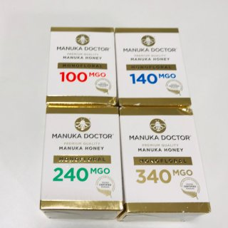 Manuka Doctor 蜂蜜
