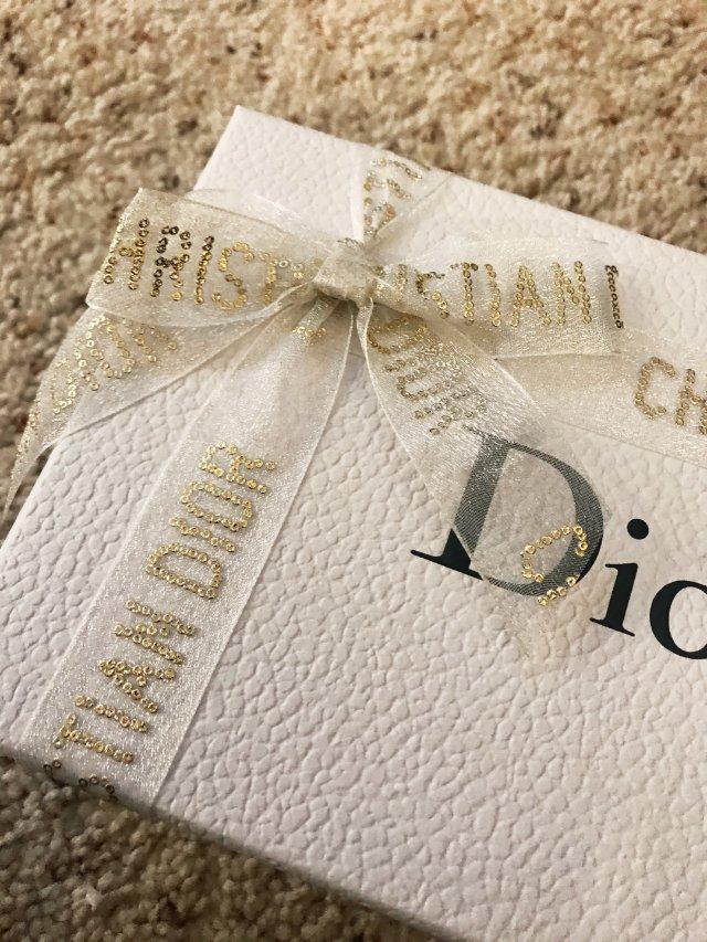 Dior买一送四