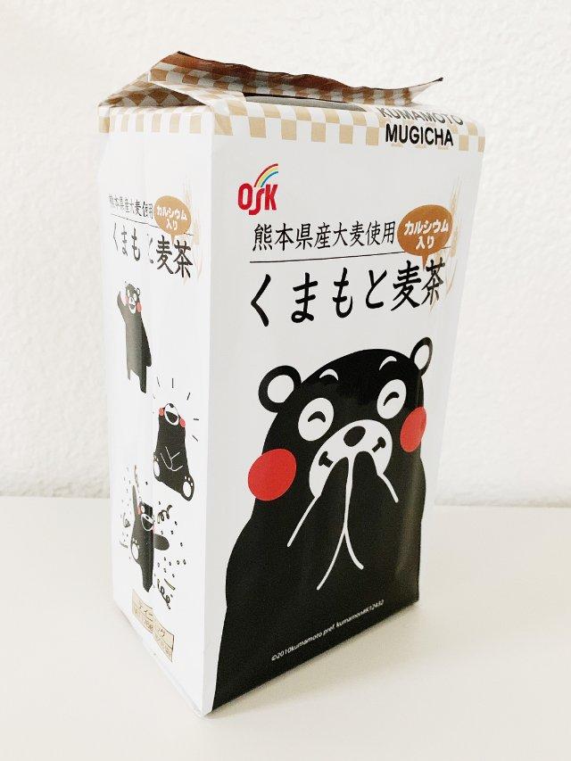 【大麦茶】为了可爱的包装而入🤣