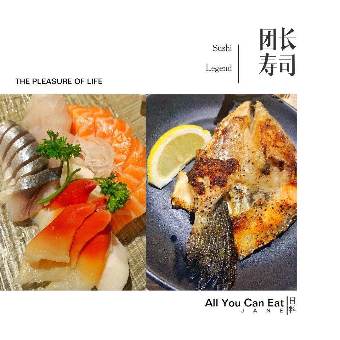 吃过一次念念不忘2年!糰长寿司值得一试🍣