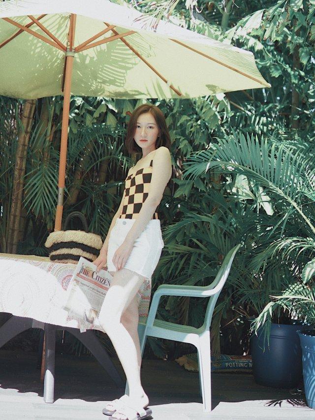 👙泳衣Look➕Key West民宿推荐