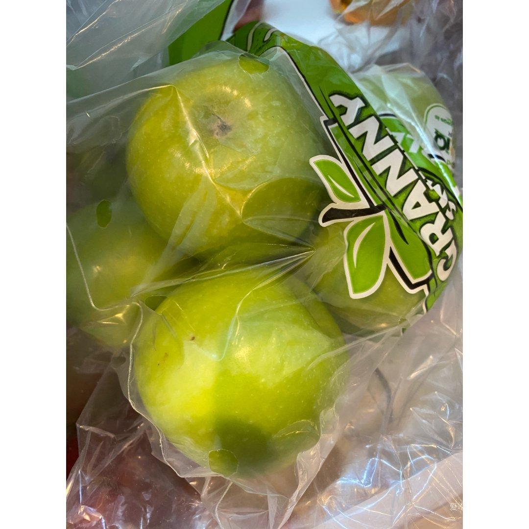 7-4绿苹果