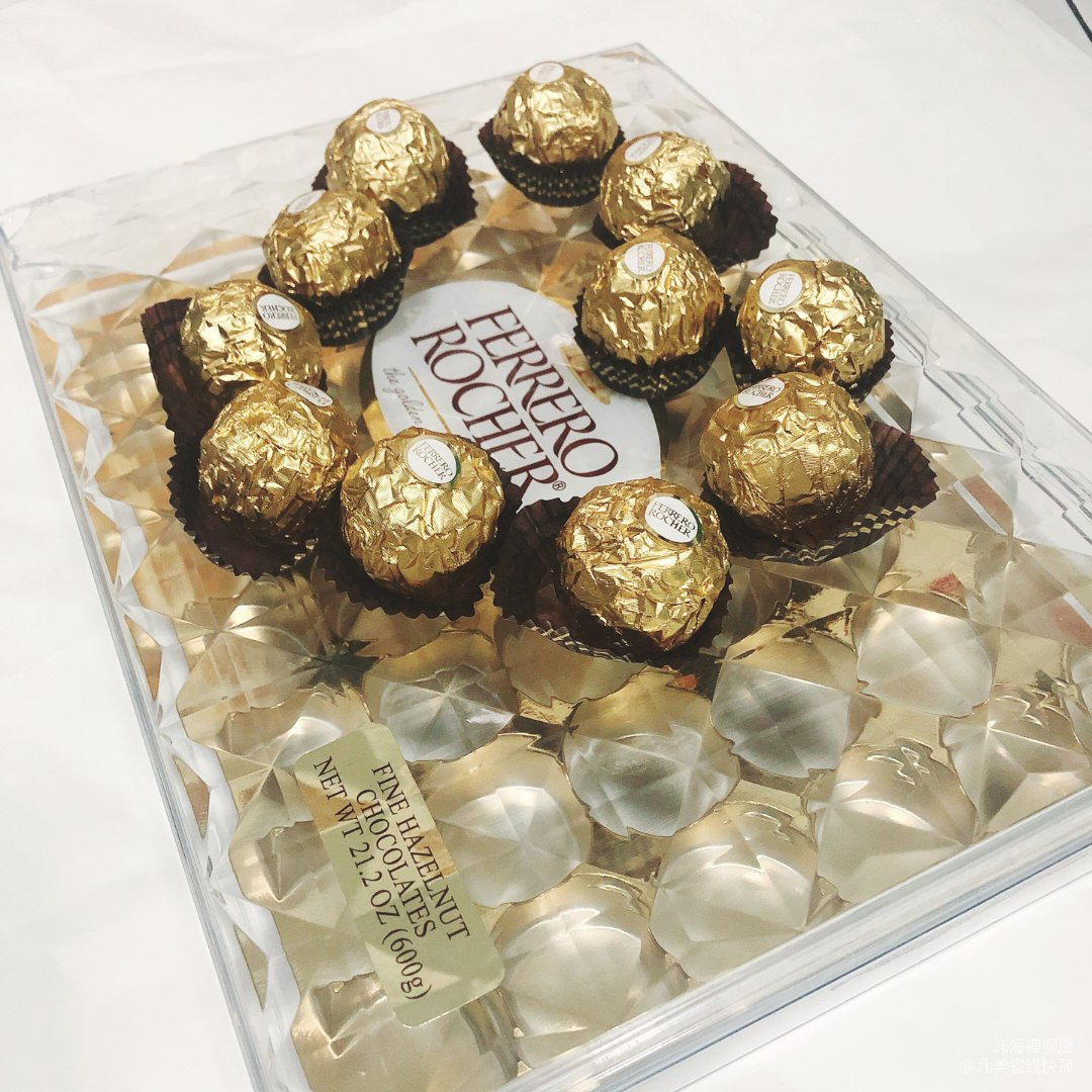 好吃停不下嘴——费列罗巧克力