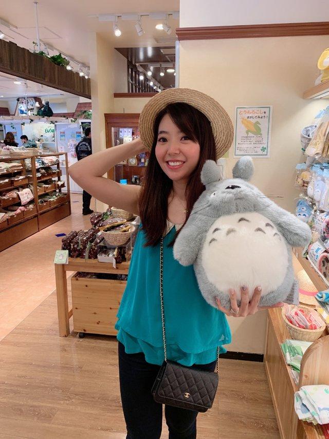 東京度假⛱️遇見龍貓